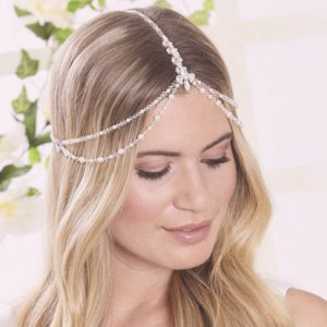 Bridal Hair Vines & Brow Bands